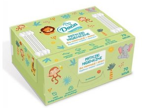 Patyczki higieniczne dla niemowlat Dada 70 sztuk