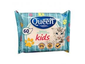 Queen dětský toaletní papír modrý