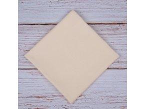 Flanelová plenka 70x80cm, béžová
