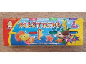 ART Plastelína 8 barev - 43g