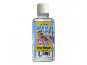 Aviril olej s azulenem 50ml