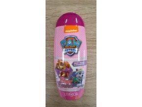 Uroda sprchový gel a šampón pro děti 250ml Paw Patrol růžový