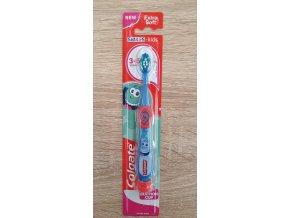 Colgate zubní kartáček Smiles 3-5 let modrý