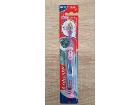 Colgate zubní kartáček Smiles od 6 let fialový