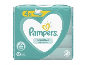 Pampers 4x52ks