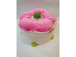 Plenkový dort 4child Nr.15 Žába na prameni