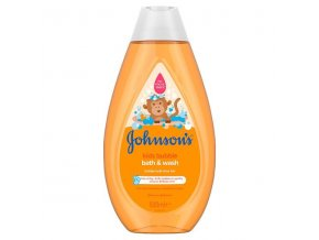 JJ KIDS BUBBLE BATH WASH 500ML 777572
