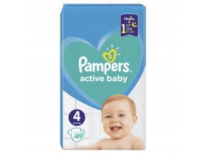 Pampers AB 4