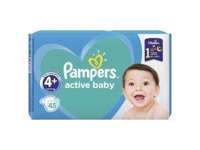 Pampers AB 4+