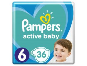 Pampers AB 6