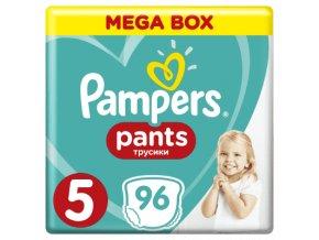 Pampers Active Pants 5 Junior Mega Box, 12-17kg, 96ks