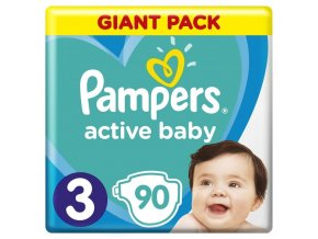 Pampers S3 90ks