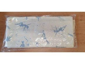 Flanelová plenka 70x80cm, béžová víly