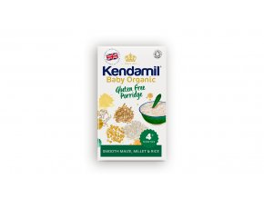 KNC Cereals organic gluten free deatil