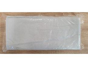 Flanelová plenka 70x80cm, šedá