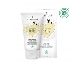 attitude blooming belly olej 1