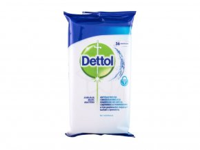 Dettol Antibacterial Cleansing Surface Wipes Original 36ks