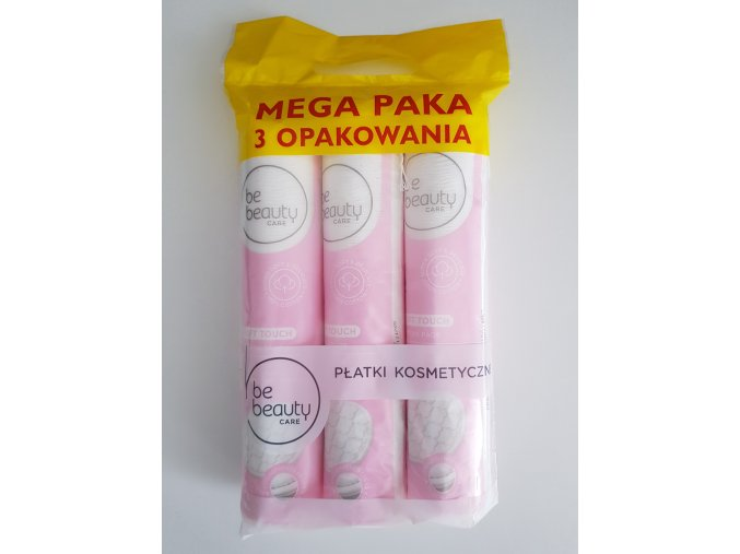594 odlicovaci tampony be beauty care 3x120ks