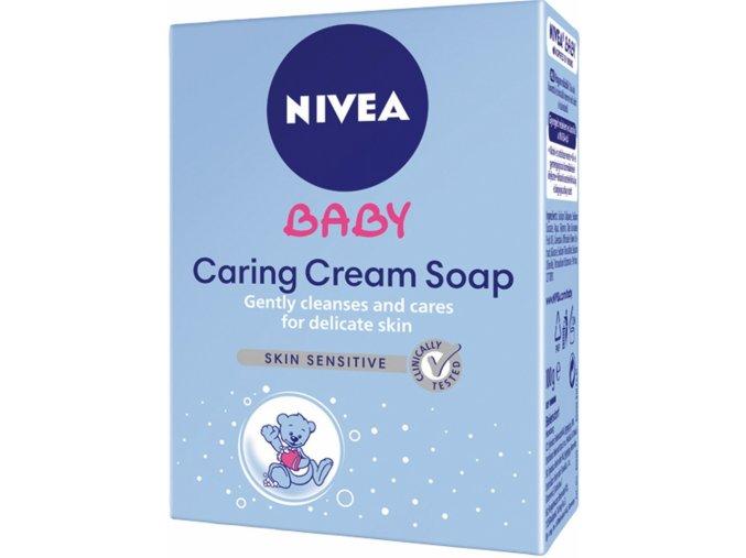 Nivea ochranné mýdlo 100g