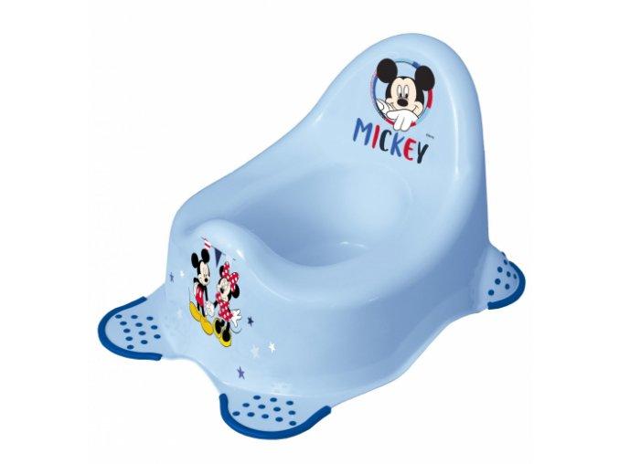 nočník Mickey modrý