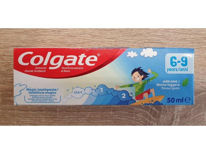 3257 colgate detska mentolova zubni pasta 6 9 let