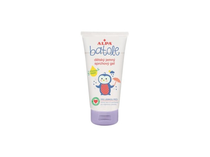 4157 batole detsky sprchovy gel 150ml