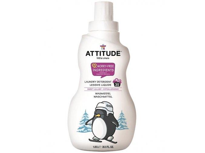 Praci gel pro deti ATTITUDE s vuni Sweet Lullaby 1050 ml (35 pracich davek)