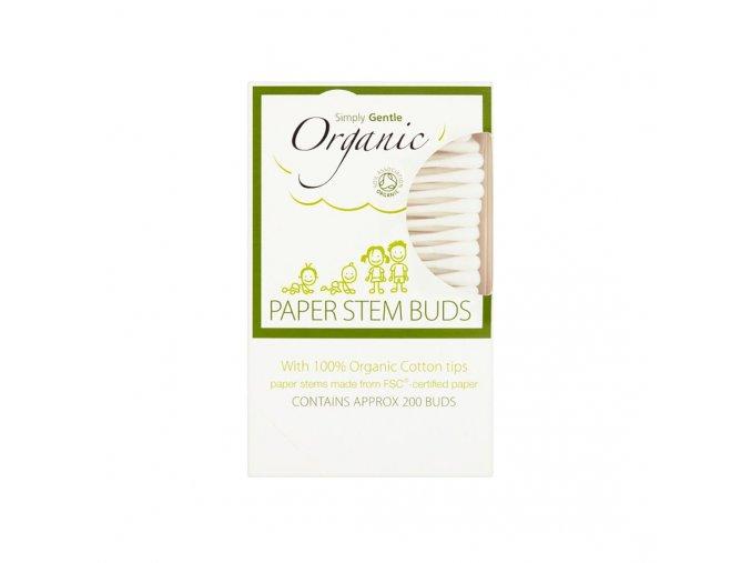 Organic Paper Stem Buds