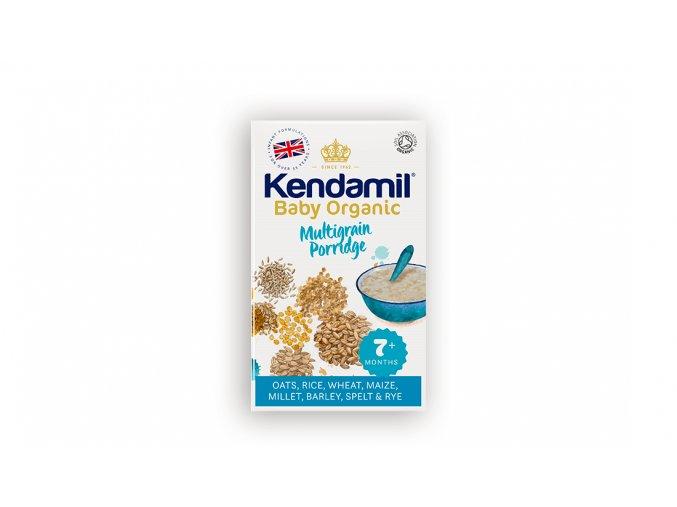 KNC Cereals organic multigrain porridge 1detail