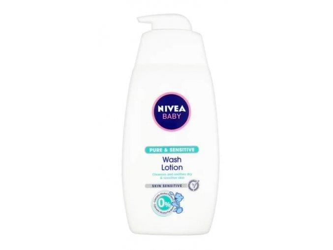 Nivea wash lotion 500ml