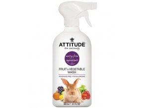 attitude ovoce