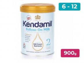 Kendamil pokracovaci mleko 2 (900g) 2