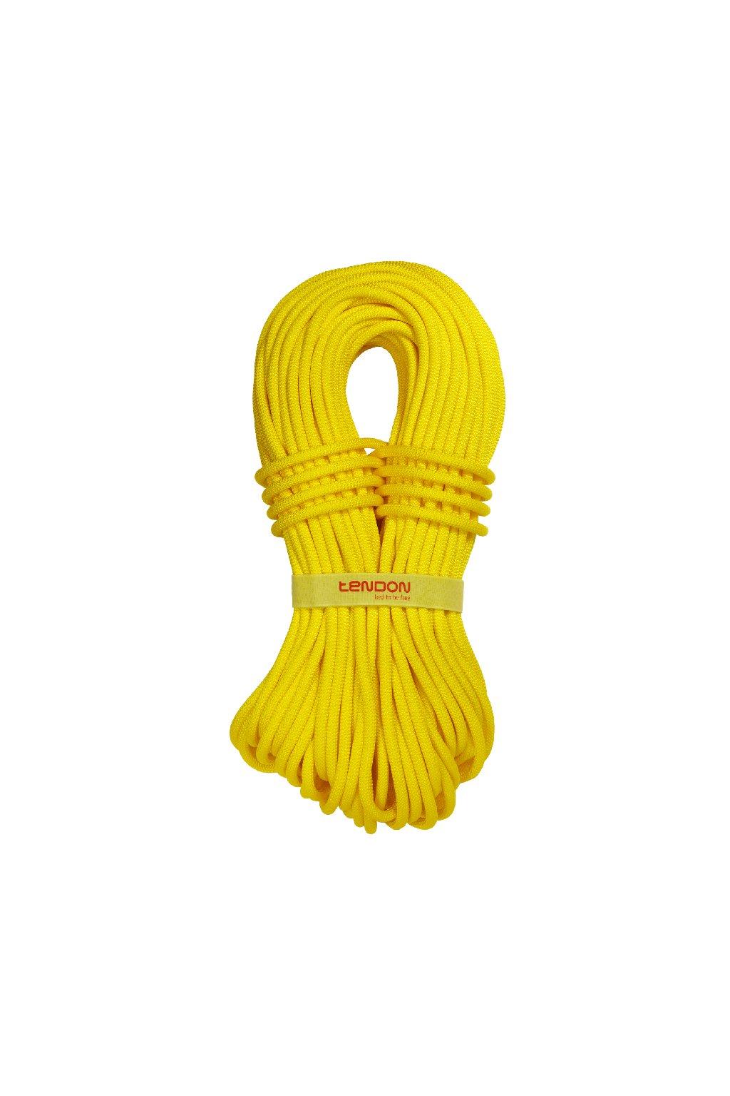 zářivě žlutá