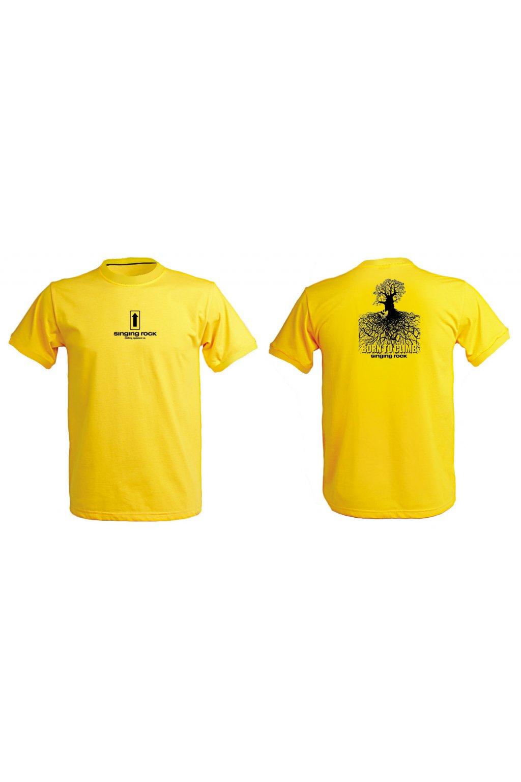 AC T shirt Bamboo man