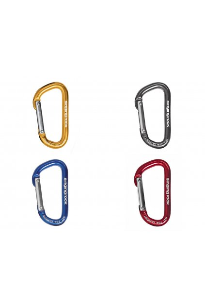 Singing Rock mini D accessory carabiner K5182EE00 collection