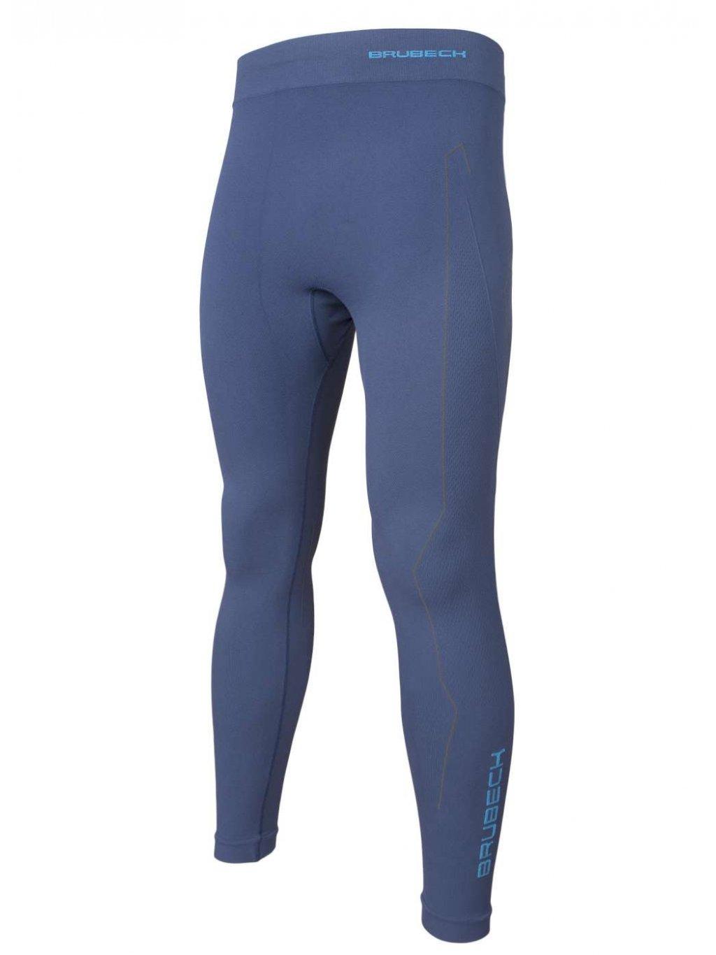 Brubeck pánské kalhoty Thermo (Barva Tmavě modrá, Velikost XXL)