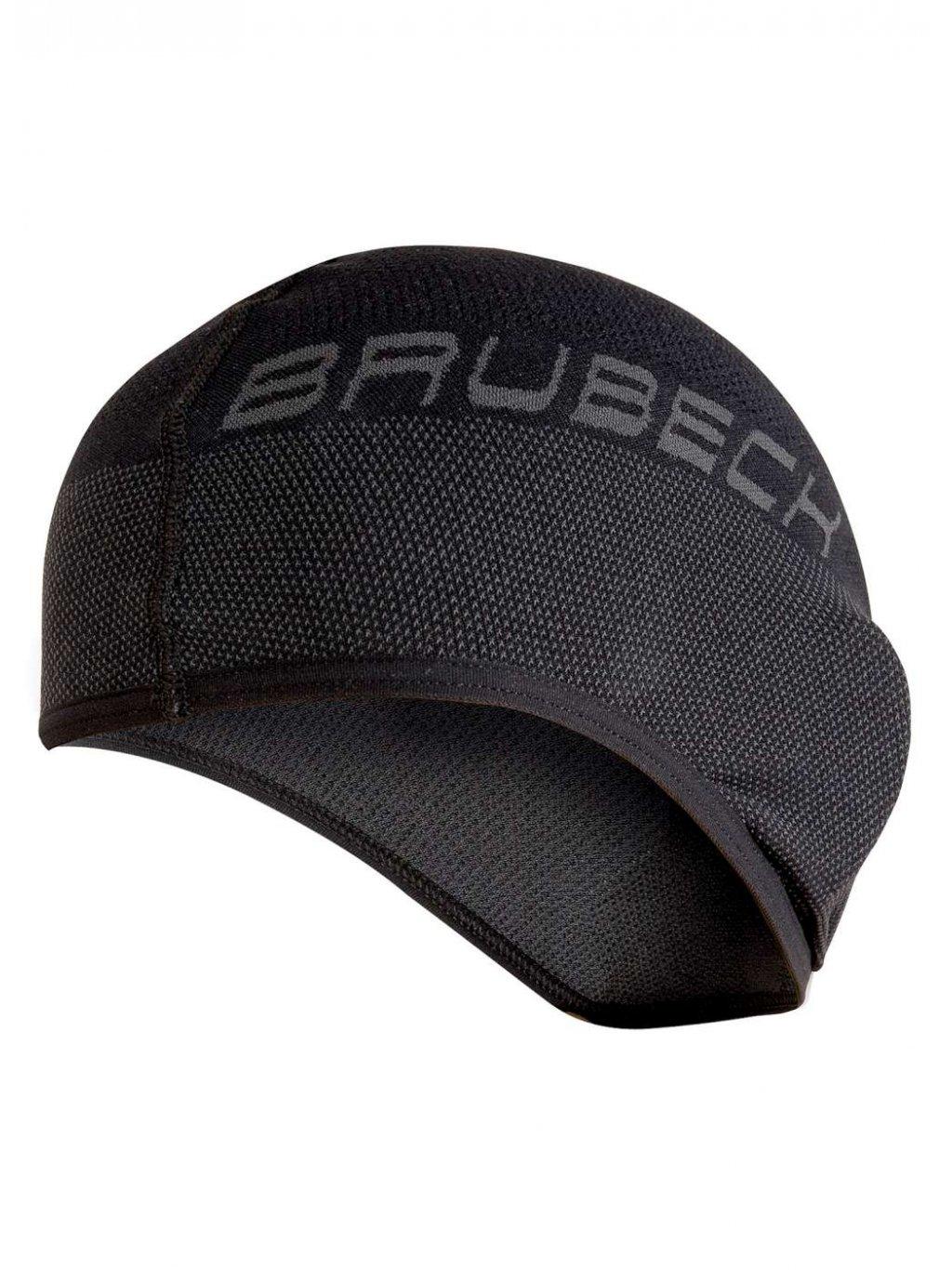 Brubeck univerzální čepice Accessories (Barva Černá, Velikost S/M)