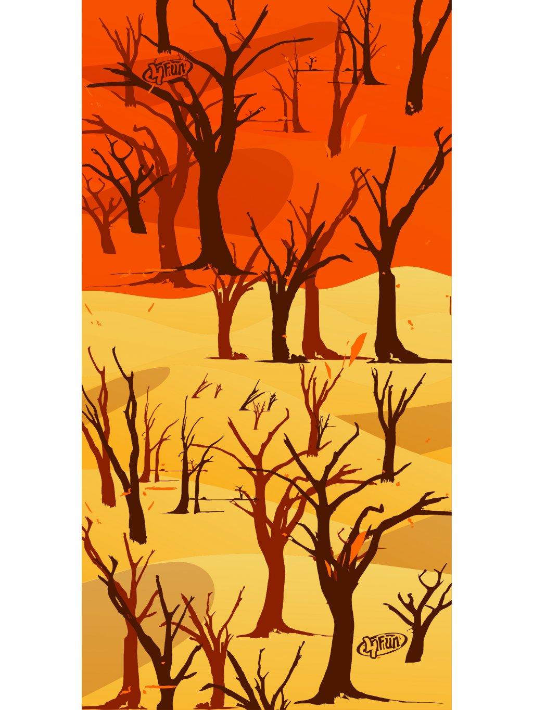 Namib Naukluft scarf