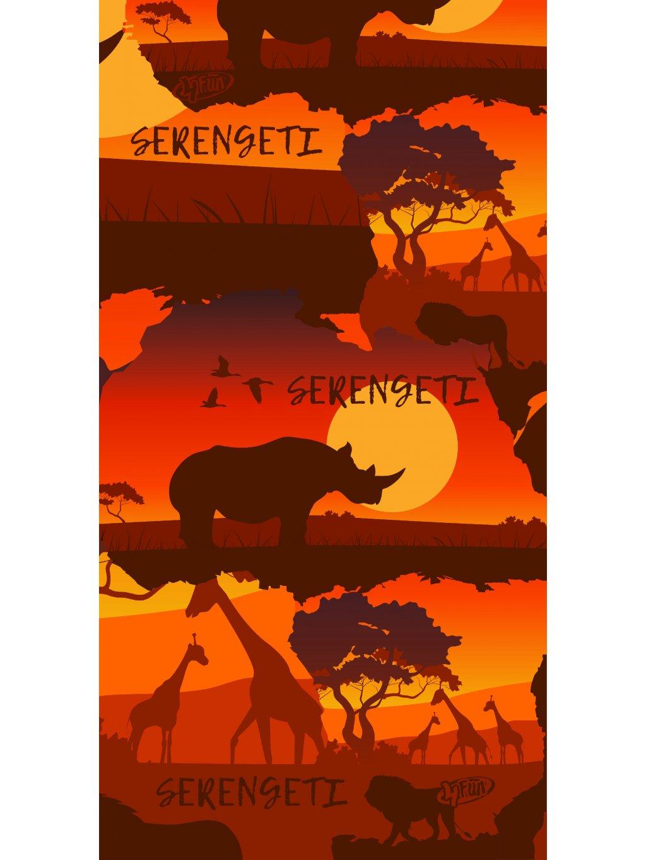 Serengeti scarf
