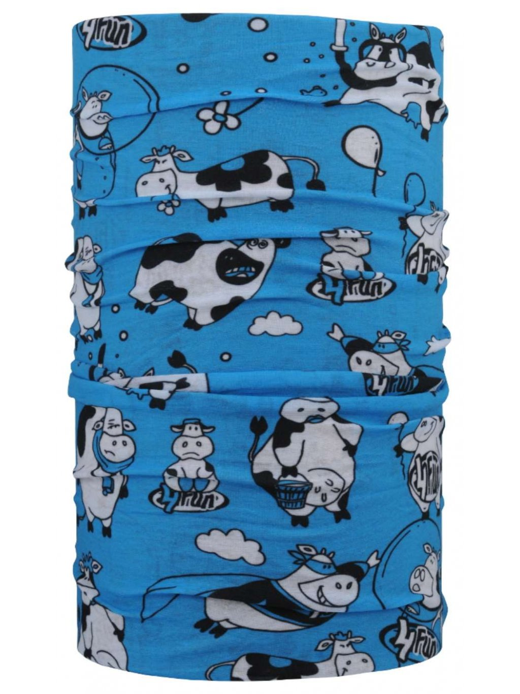 funny cow blue1