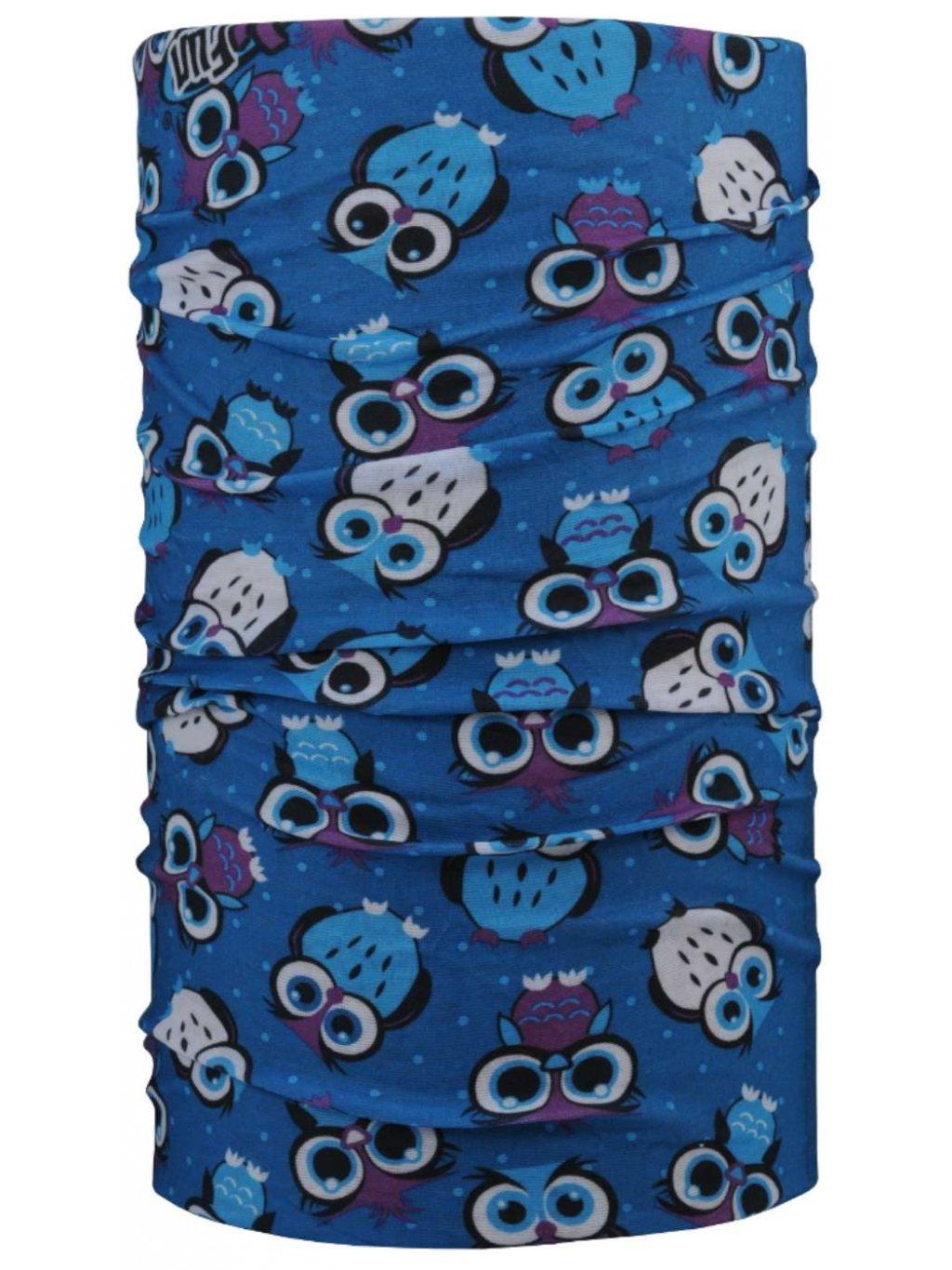 owl blue1