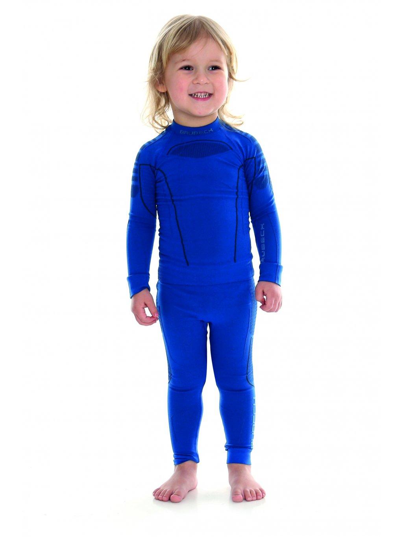 Dětské chlapecké termokalhoty (Barva Zelená, Velikost 92/98)