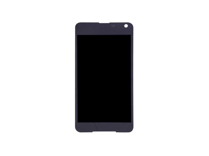 Microsoft Lumia 650 LCD displej a dotykové sklo čierne