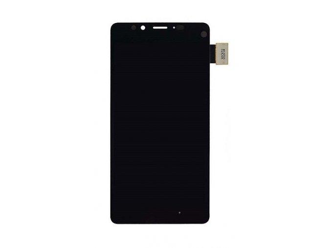 Microsoft Lumia 950 LCD displej a dotykové sklo čierne