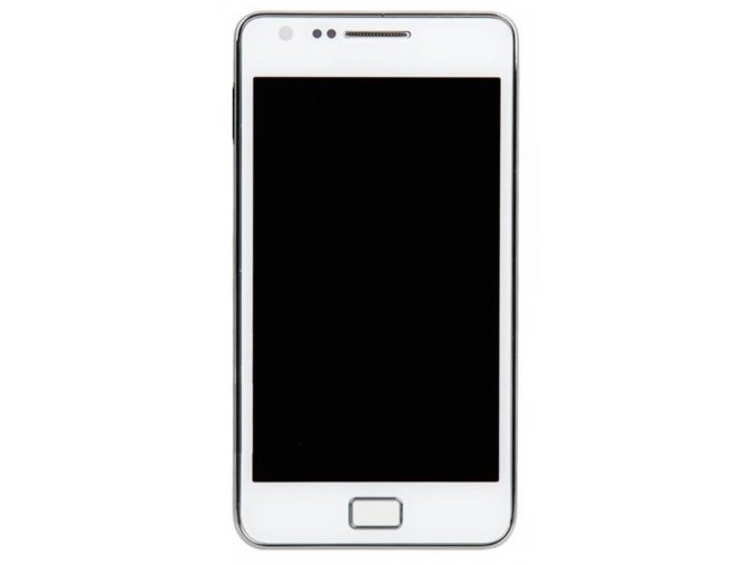 Samsung i9100 Galaxy S2 Complete LCD Screen With Frame White