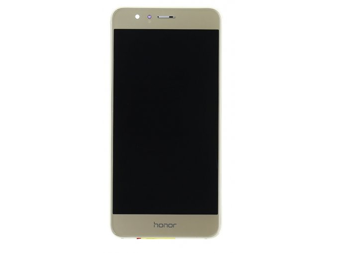 lcd honor 8 gold