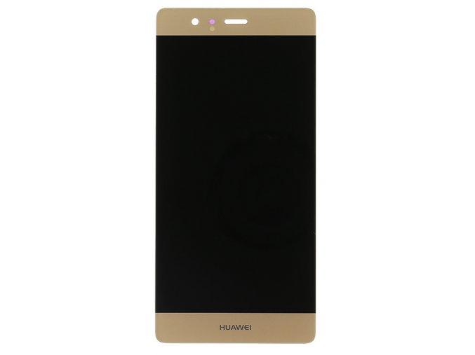 lcd huawei P9 gold