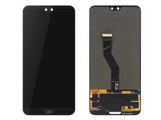 lcd huawei P20 PRO black service pack