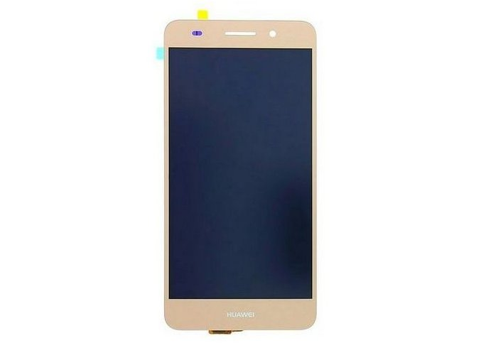 lcd huawei Y6 PRO gold