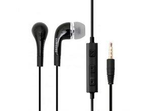 Samsung EO-EG900BB káblové, štupľové stereo slúchadlá s 3.5mm jack konektorom čierne (Original)